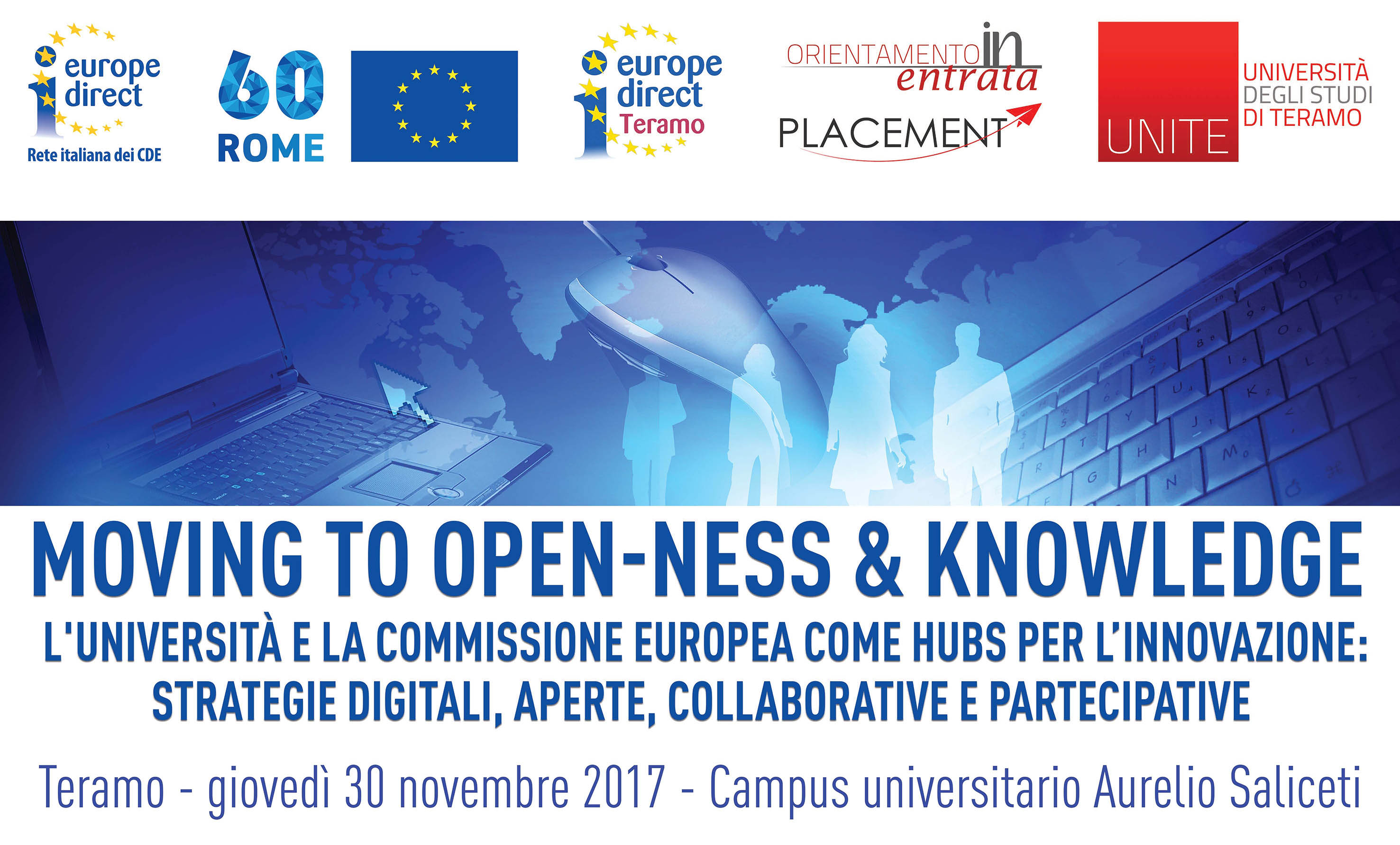 Seminario Moving to Open-ness And Knowledge