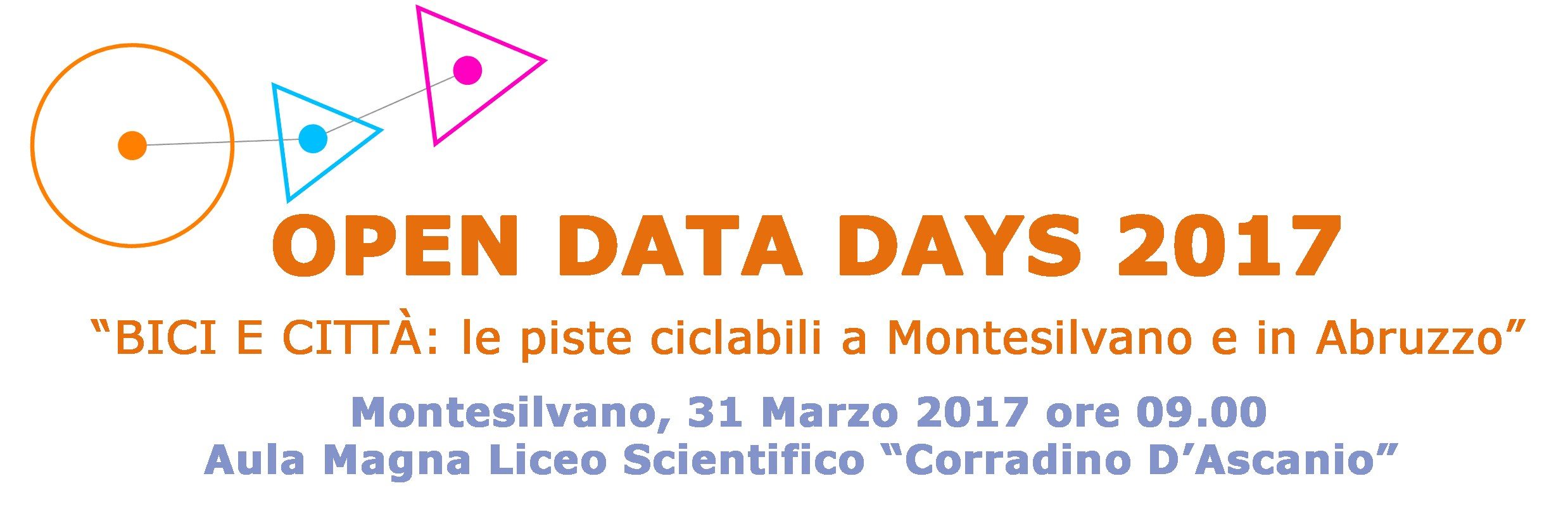 banner open data day  Montesilvano